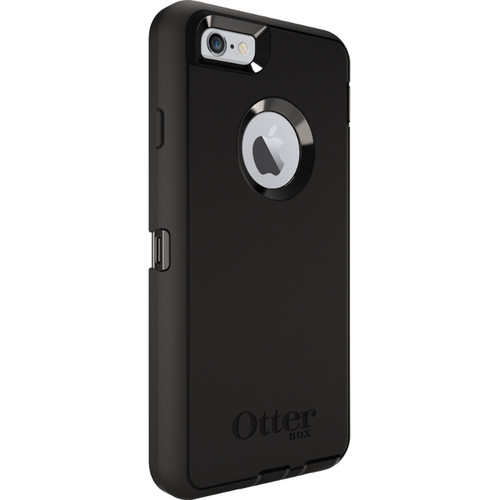 OtterBox Defender Series Case for iPhone 6/6s (Black)