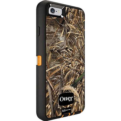 Otter Box Defender Case for iPhone 6/6s (Realtree Max 5 Blaze)