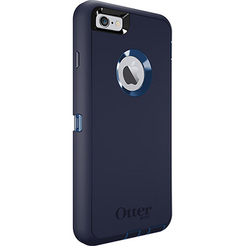 Otter Box Defender Case for iPhone 6 Plus/6s Plus (Indigo Harbor)