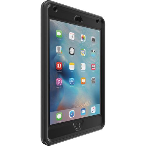 OtterBox iPad mini 4 Defender Series Case (Black)