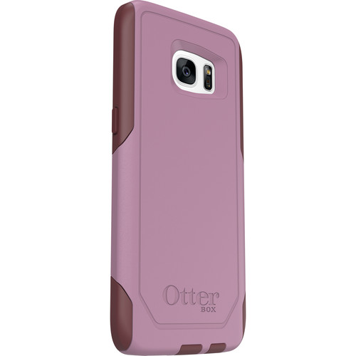 Otter Box Commuter Case for Galaxy S7 edge (Mauve Way)