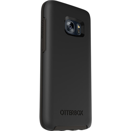 Otter Box Symmetry Series Case for Galaxy S7 (Black)