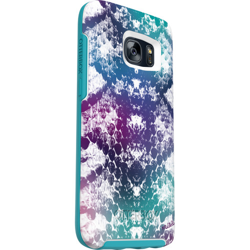 Otter Box Symmetry Series for Galaxy S7 (Under My Skin by Nina Garcia)