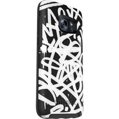 Otter Box Symmetry Series for Galaxy S7 (Graffiti)