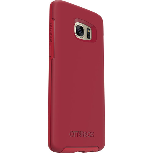 Otter Box Symmetry Series Case for Galaxy S7 edge (Rosso Corsa)