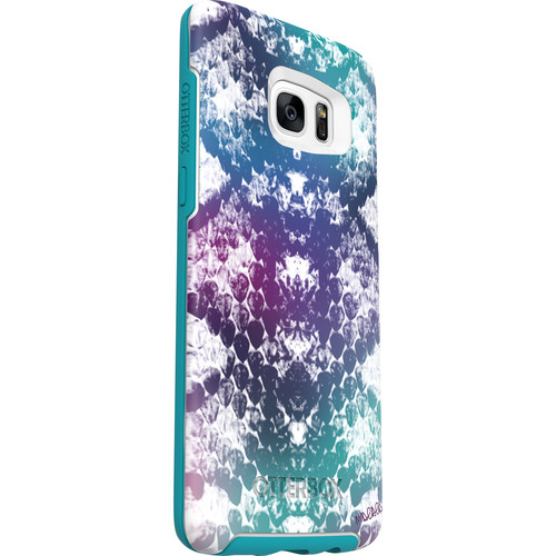 Otter Box Symmetry Series Case for Galaxy S7 edge (Under My Skin by Nina Garcia)