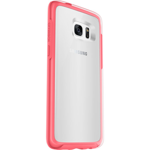 Otter Box Symmetry Series Case for Galaxy S7 edge (Pink Crystal)