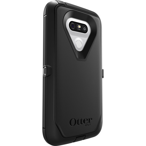 Otter Box Defender Case for LG G5 (Black)