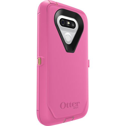 Otter Box Defender Case for LG G5 (Berries 'n' Cream)