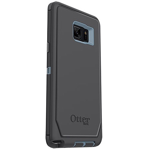 Otter Box Defender Case for Galaxy Note 7 (Steel Berry)