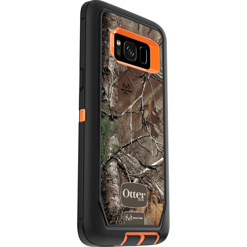 Otter Box Defender Case for Galaxy S8 (Realtree Xtra Camo)