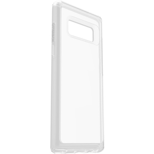 Otter Box Symmetry Series Clear Case for Galaxy Note 8 (Clear)