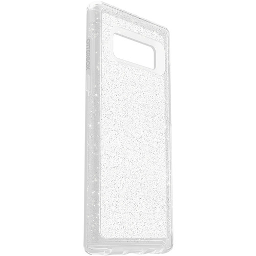 OtterBox Symmetry Series Clear Case for Galaxy Note 8 (Stardust)