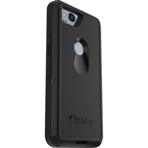 OtterBox Defender Series Case for Google Pixel 2 (Black)