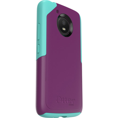 Otter Box Achiever Case for Moto E 4th Gen. (Cool Plum)