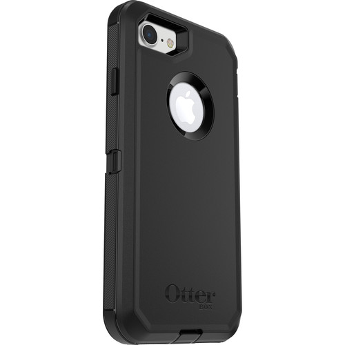 OtterBox Defender Series Case for iPhone 7/8 (Black)