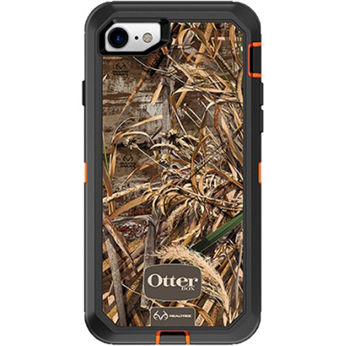 Otter Box Defender Case for iPhone 8 (Realtree Max 5HD)