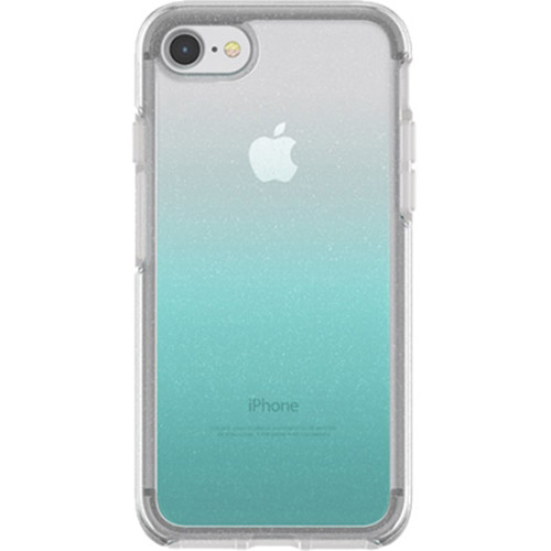 Otter Box Symmetry Series Clear Graphics Case for iPhone 7/8 (Aloha Ombre)