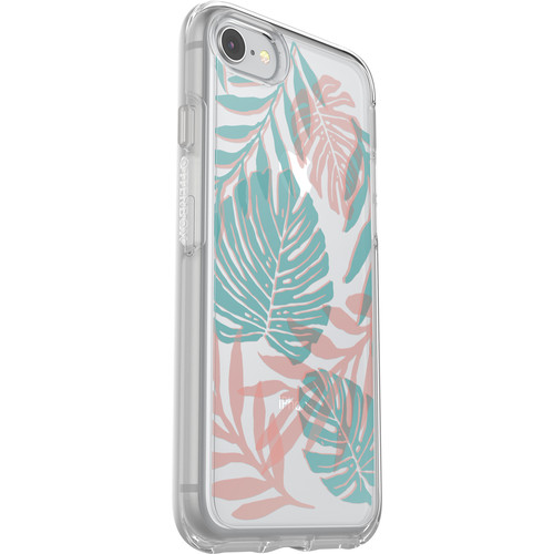 Otter Box Symmetry Series Clear Graphics Case for iPhone 7/8 (Easy Breezy)