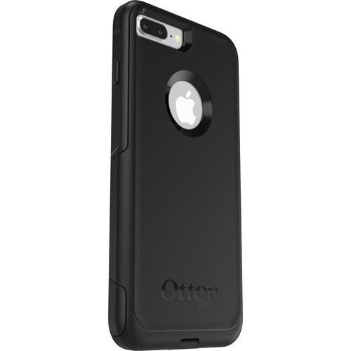 OtterBox Commuter Case for iPhone 8 Plus (Black)