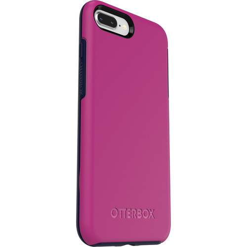 Otter Box Symmetry Series Case for iPhone 7 Plus/8 Plus (Mixed Berry Jam)