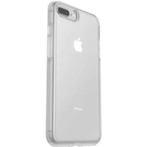 Otter Box Symmetry Series Clear Case for iPhone 7 Plus/8 Plus (Clear Crystal)