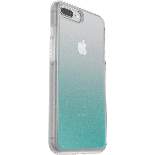 OtterBox Symmetry Series Clear Graphics Case for iPhone 7 Plus/8 Plus (Aloha Ombre)
