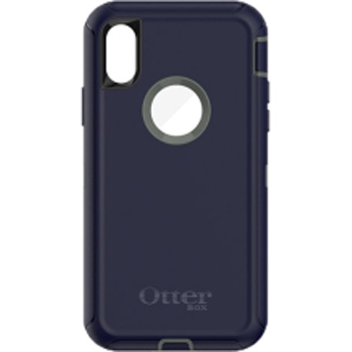 Otter Box Defender Case for iPhone X (Stormy Peaks)