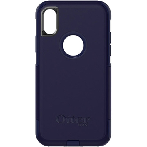 Otter Box Commuter Case for iPhone X (Indigo Way)