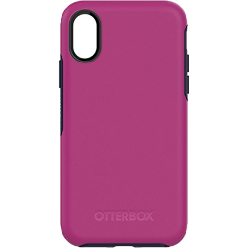 Otter Box Symmetry Series Case for iPhone X (Mixed Berry Jam)