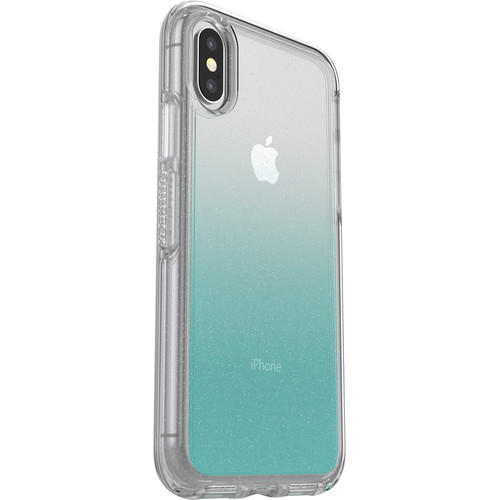 OtterBox Symmetry Series Clear Graphics Case for iPhone X/Xs (Aloha Ombre)