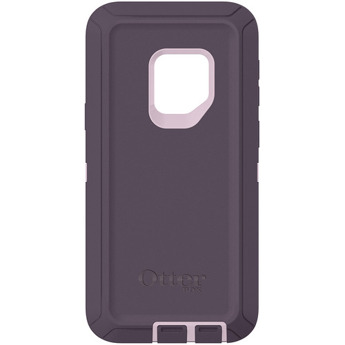 OtterBox Defender Series Screenless Edition Case for Samsung Galaxy S9 (Purple Nebula)