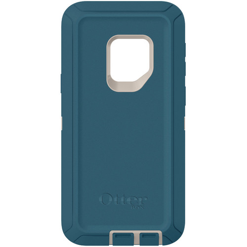 Otter Box Defender Series Screenless Edition Case for Samsung Galaxy S9 (Big Sur Blue)