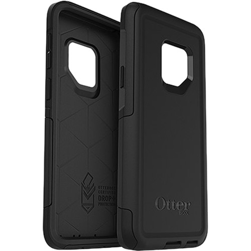 Otter Box Commuter Series Smartphone Case for Samsung Galaxy S9 (Black)