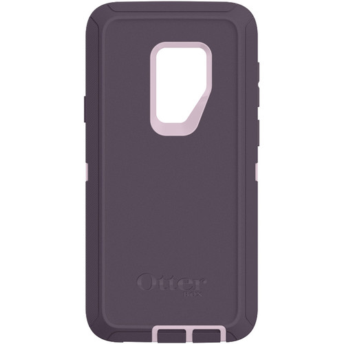 OtterBox Defender Series Screenless Edition Case for Samsung Galaxy S9+ (Purple Nebua)