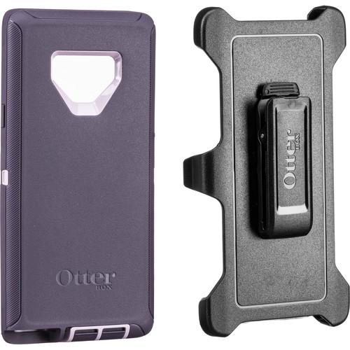 OtterBox Defender Series Case for Samsung Galaxy Note9 (Purple Nebula)