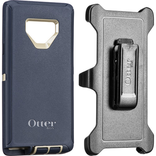 OtterBox Defender Series Case for Samsung Galaxy Note9 (Dark Lake Blue)