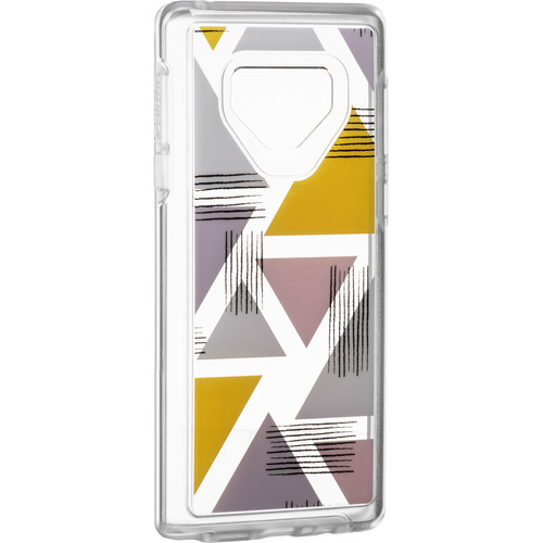 OtterBox Symmetry Series Clear Case for Samsung Galaxy Note9 (Love Triangle)