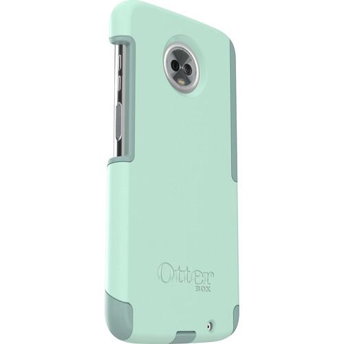 Otter Box Commuter Case for Moto Z3 Play (Ocean Way Blue)