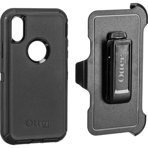 OtterBox Defender Series Case for iPhone X/Xs (Black)