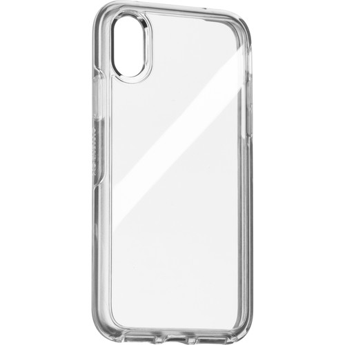 OtterBox Symmetry Series Clear Case for iPhone Xs (Clear)