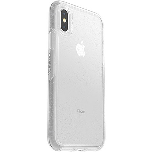 OtterBox Symmetry Series Clear Case for iPhone Xs (Stardust)
