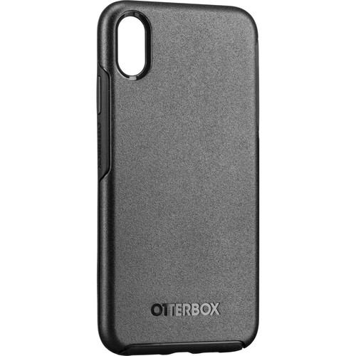 OtterBox Symmetry Series Case for iPhone Xs Max (Black)