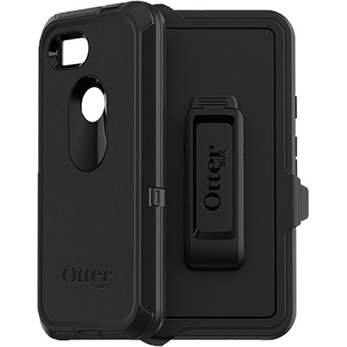 OtterBox Defender Series Case for Pixel 3a (Black)