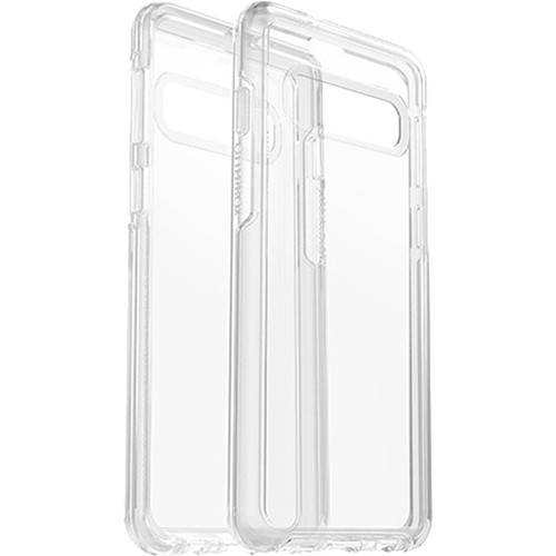 OtterBox Symmetry Series Clear Case for Samsung Galaxy S10 (Clear)
