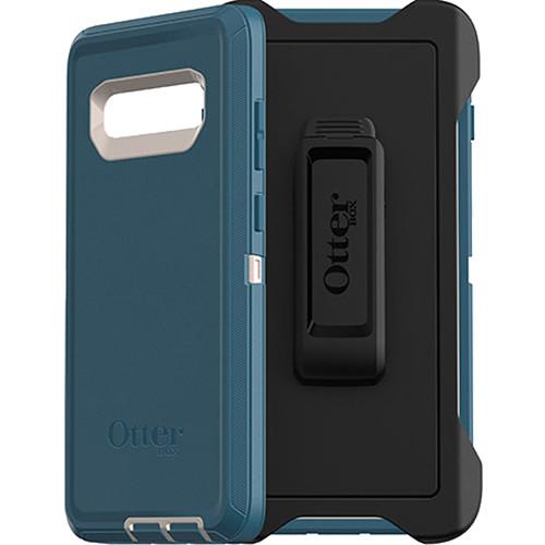 OtterBox Defender Series Case for Samsung Galaxy S10+ (Big Sur Blue)