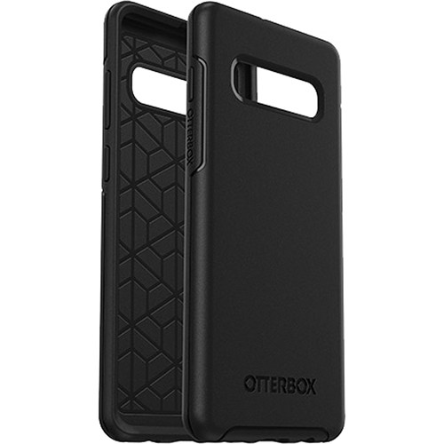 OtterBox Symmetry Series Case for Samsung Galaxy S10+ (Black)