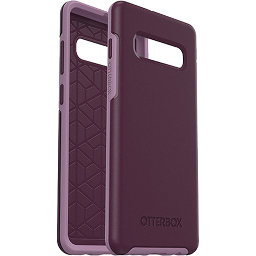 OtterBox Symmetry Series Case for Samsung Galaxy S10+ (Tonic Violet Purple)