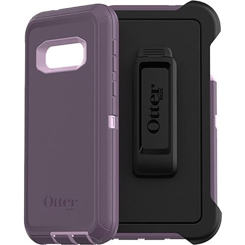 OtterBox Defender Series Case for Samsung Galaxy S10e (Purple Nebula)