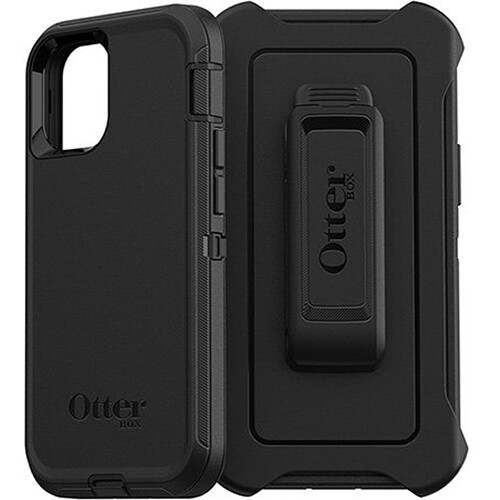 OtterBox Defender Smartphone Case for Apple iPhone 12 & 12 Pro